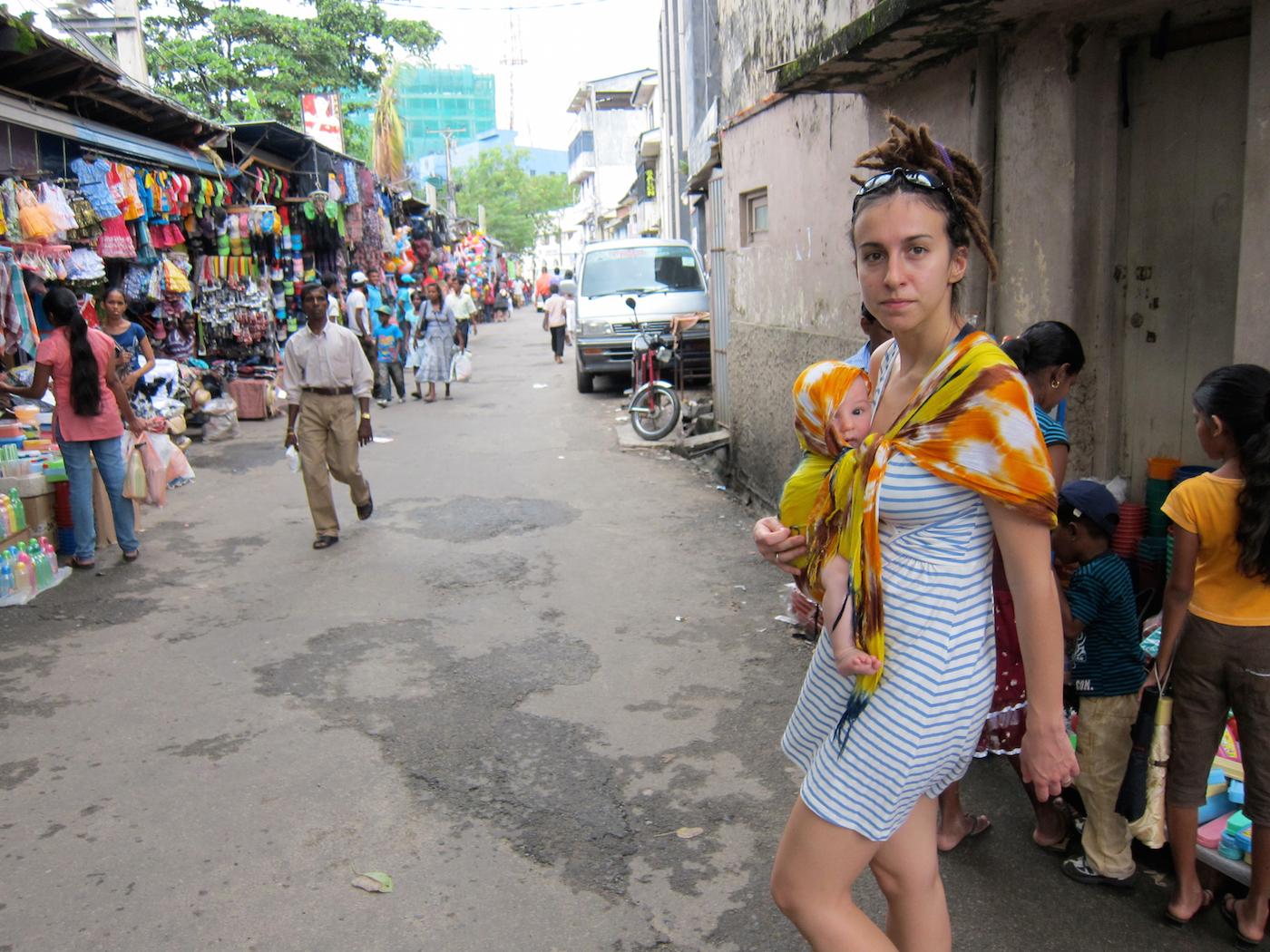 Sri Lanka, Tamara Zidar