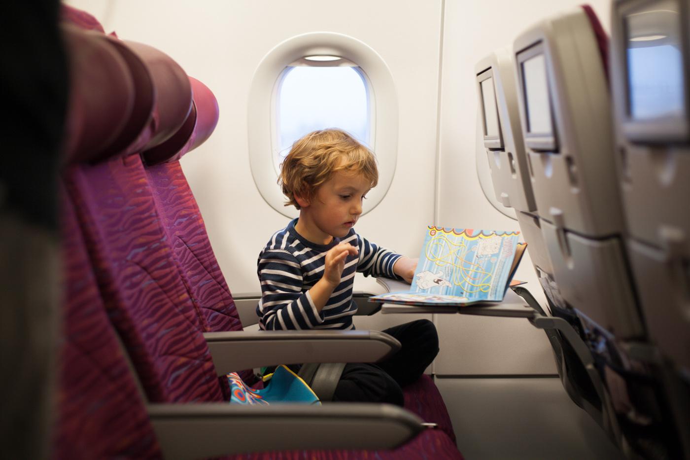 Dete u avionu, Tamara Zidar