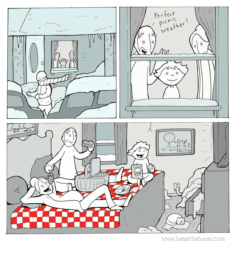 Lunarbaboon - Picnic